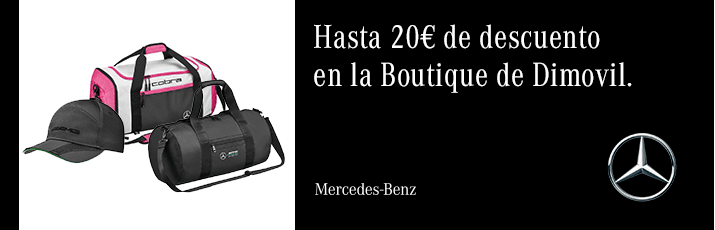 Oferta Boutique Mercedes-Benz Dimovil